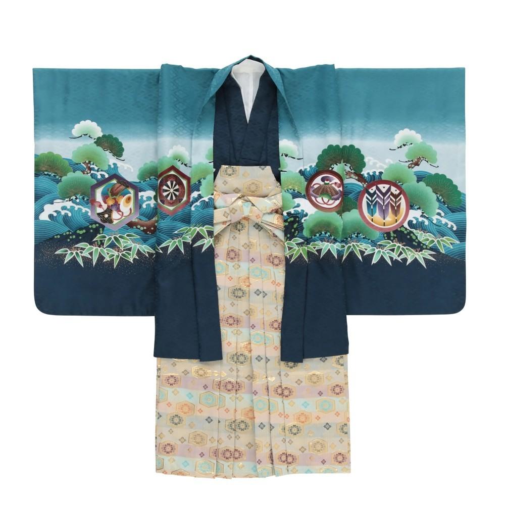 エミリィの七五三撮影・横浜プランでレンタルできる衣装(5歳)