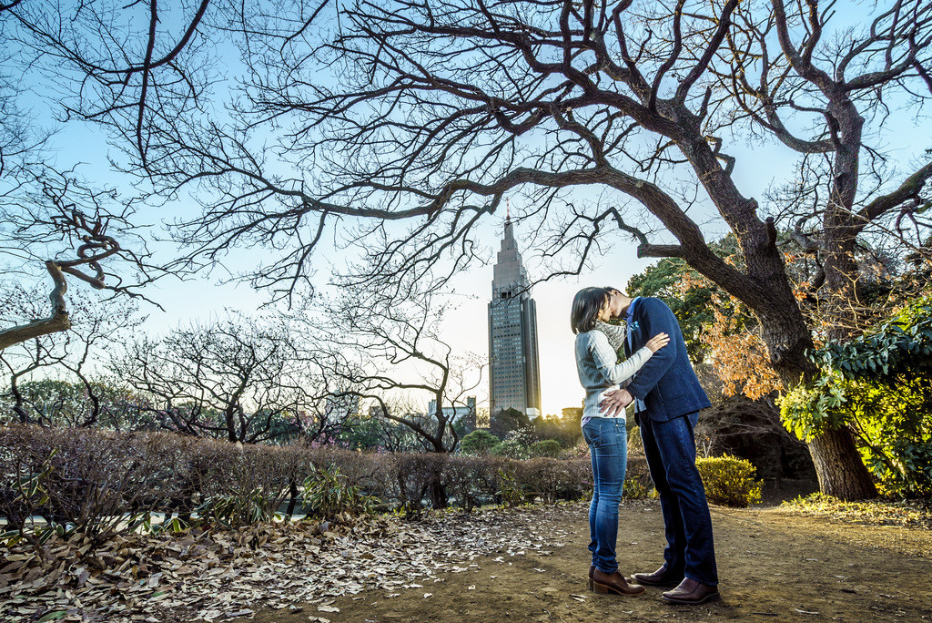 Shinjuku Gyoen is little ways from the city and much to offers — Photo by trickster photography
