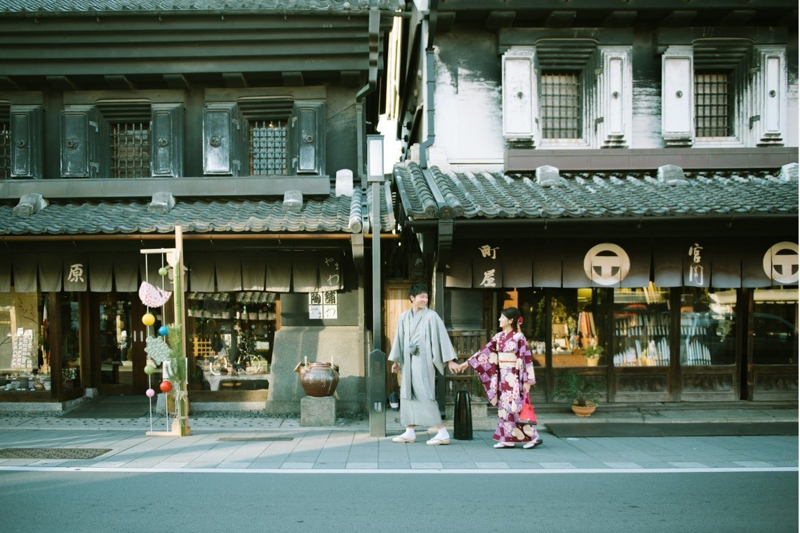 A town paused in time - Little Edo - Co Edo — Photo by YEWKONG Photography