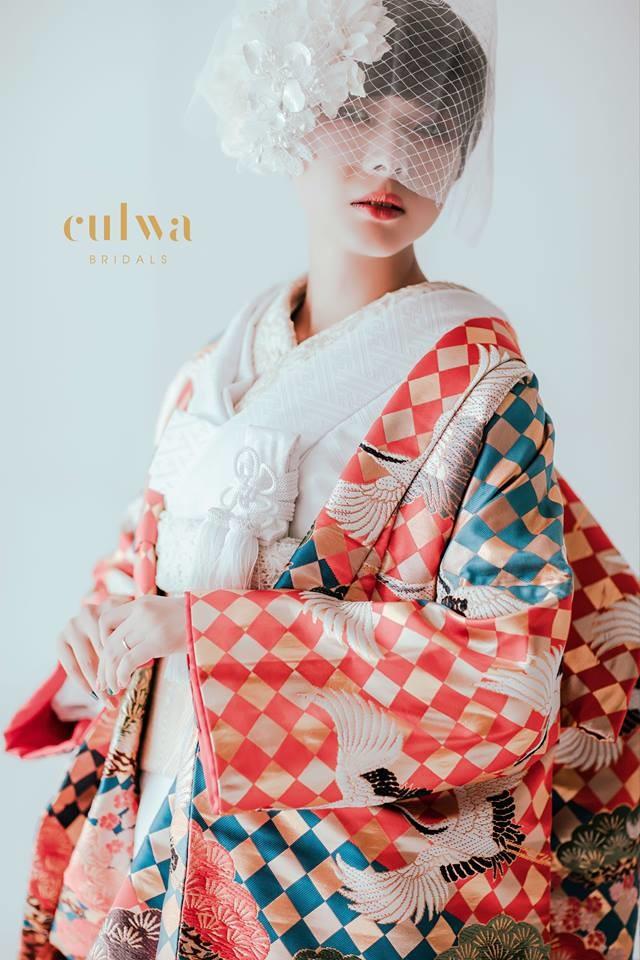 culwaの和装ウェディングフォト