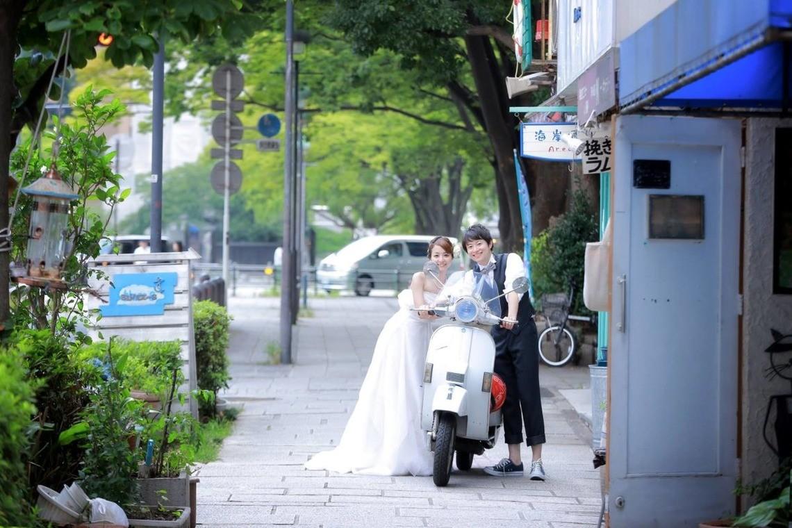 Akihabara is the home of many anime studios —  by STUDIO AQUA