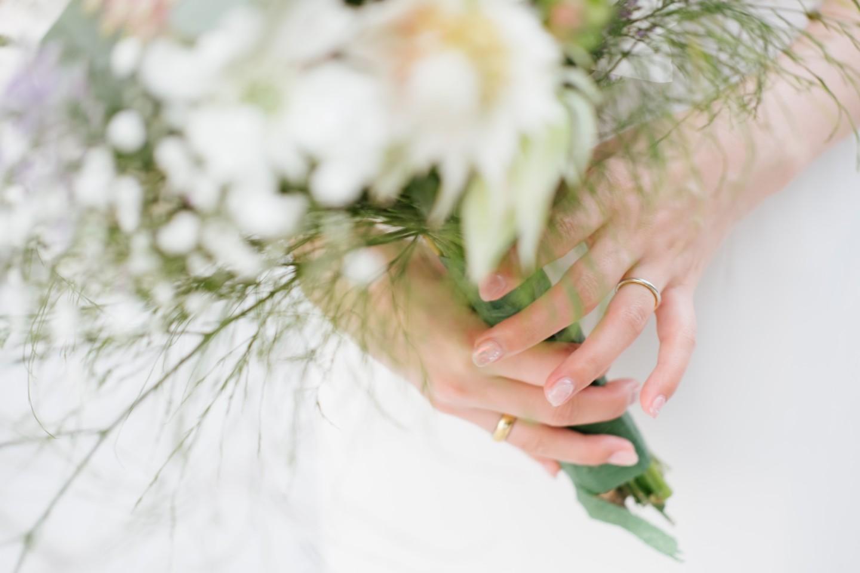 Bridal bouquet— Photo by Kazuki Takano